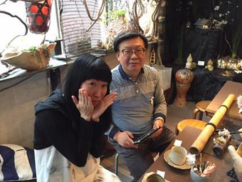 アキちゃんと田澤さん