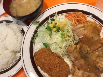 キッチンABC「A定食」