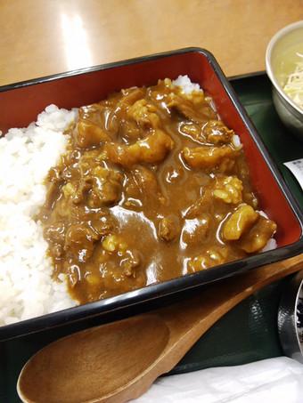 牛すじカレー(ランチ)
