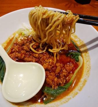 担々麺(麵屋じねん2号店)